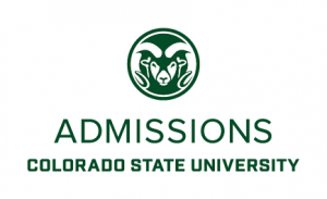 Admissions, Colorado State University